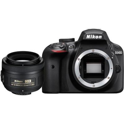 Nikon D3400 35mm G