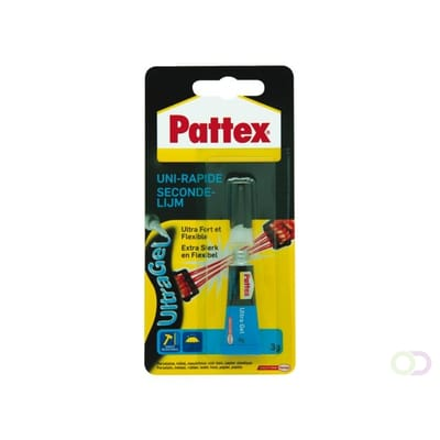Pattex Secondelijm Ultra Gel