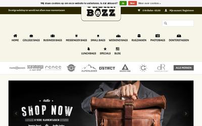 Urbanbozz website