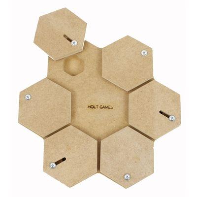 Holt games tortuga activiteitenspel hout