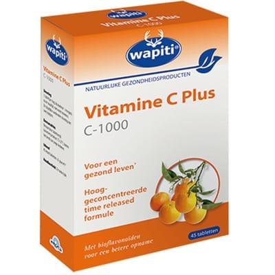 Vitamine C plus 1000 mg