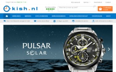 Kish website