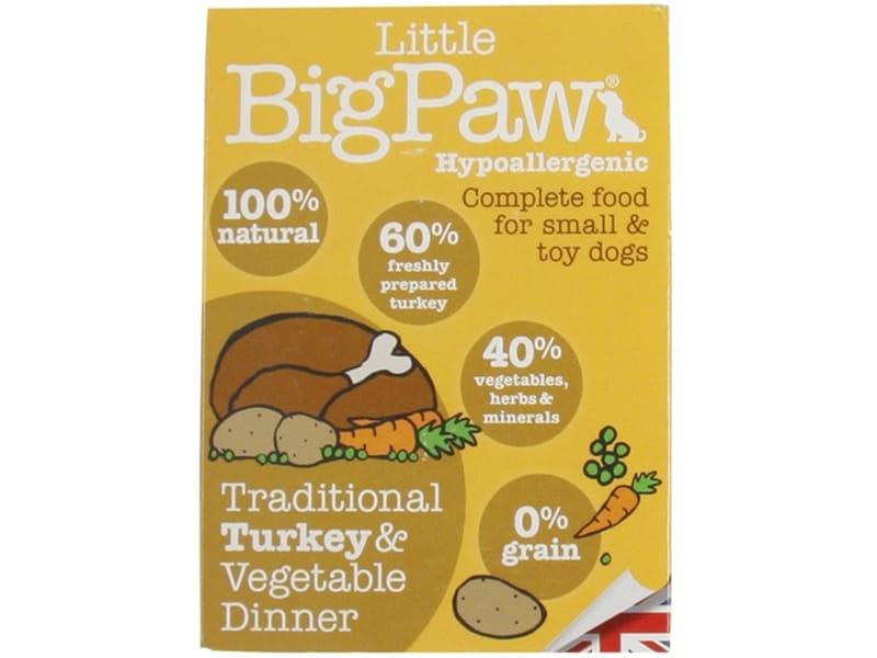 Little big paw dinner 150 gr