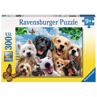 Ravensburger hondenselfie