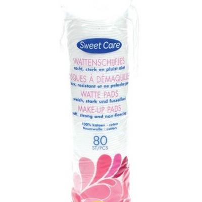 Sweetcare Normaal Wattenschijfjes