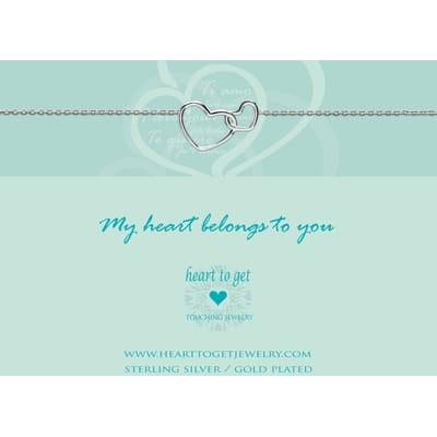 Heart to Get Armband B218ENH15S