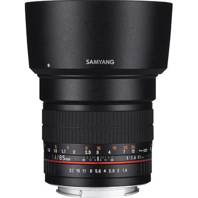 Samyang 85mm AS IF UMC