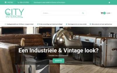 City Interiors website