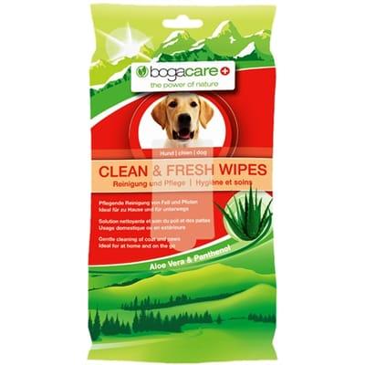 Bogacare Clean Fresh Wipes
