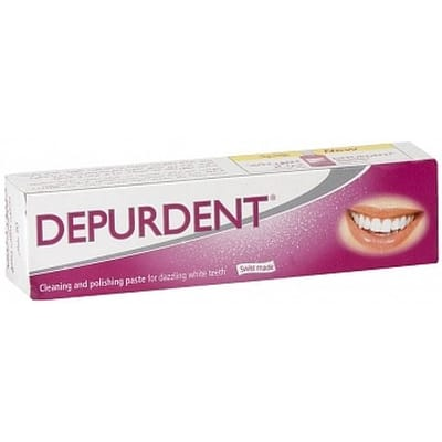 Depurdent Tandpasta - Witte Tanden 50 ml