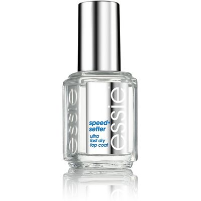 Essie speed setter top coat - fast drying