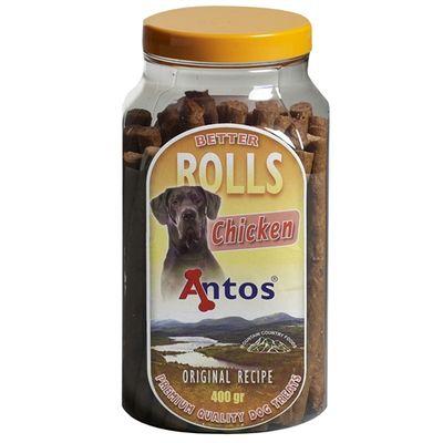 Antos Better Rolls Chicken 400 Gr