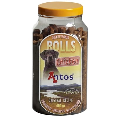 Antos Better Rolls Chicken 400 Gr