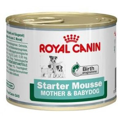 Royal canin starter mousse gr