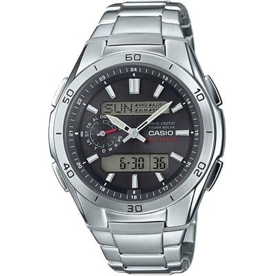 Casio Horloge mm Staal