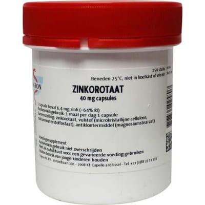 Zink orotaat 40 mg