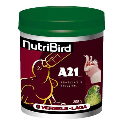 Nutribird a21 alle babyvogels