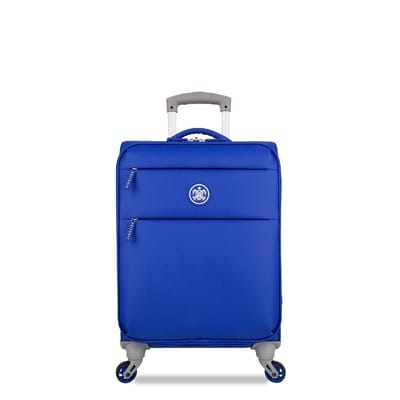 SUITSUIT Caretta Soft Dazzling Blue Handbagage koffer