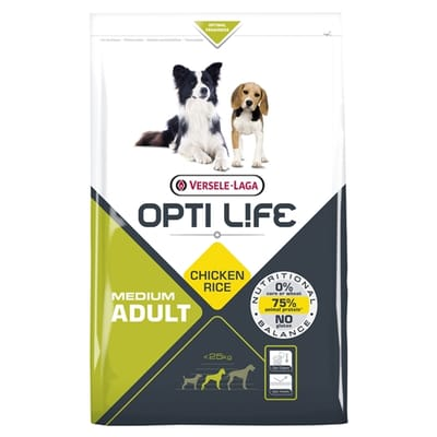Opti Life Adult Medium kg