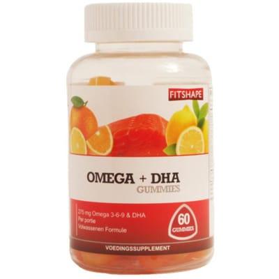 Omega Dha Gummies